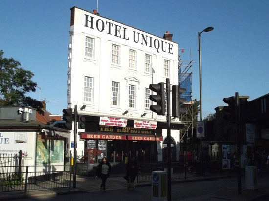 Hotel unique london reviews photos price comparison for Unique hotels london