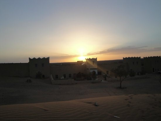 Kasbah Erg Chebbi : magic place
