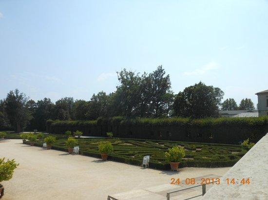 Il giardino alla francese 2 foto di reggia di colorno - Giardino francese ...