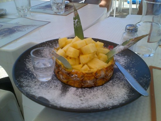 Terraefuoco : ananas in bella vista