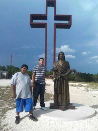 The Coming King Sculpture Prayer Garden: Thanks lord..