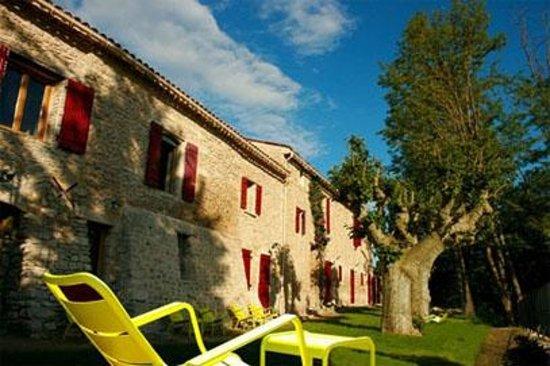Le Mas de Fontefiguieres : The hotel has 15 rooms and suites