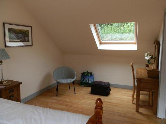 Dildre Cottages: Bedroom
