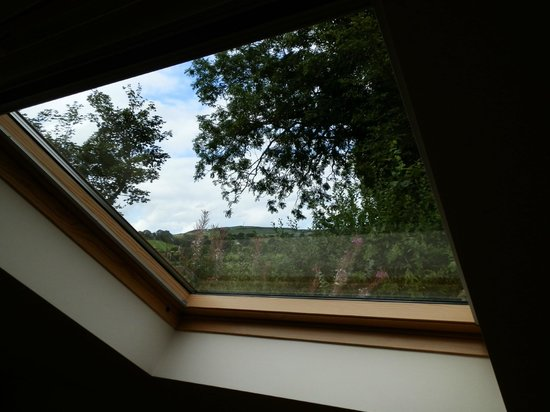 Dildre Cottages: View from bedroom window