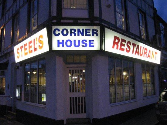 Steels Corner House Restaurant Cleethorpes