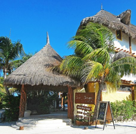 Entrance to casa las tortugas picture of holbox hotel - Holbox hotel casa las tortugas ...