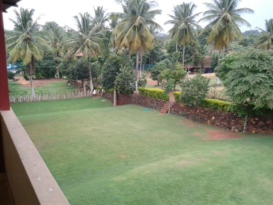 Elim Resort: View from room