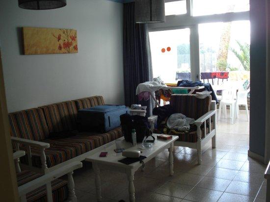 Walhalla Apartments: soggiorno