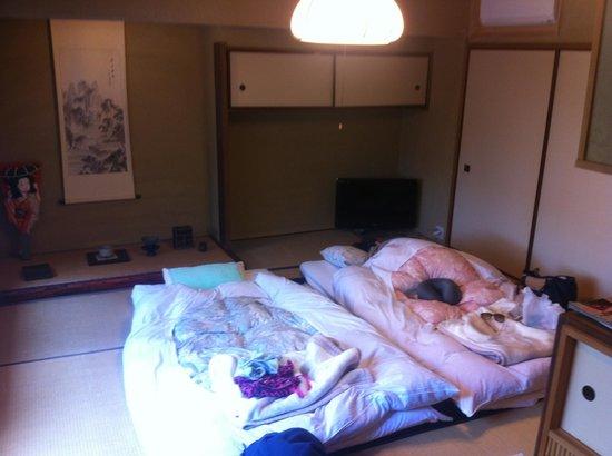 Salon Haraguchi Tenseian: room