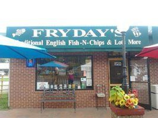 FryDay's in Bryson City, NC