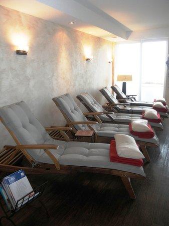 Seehotel Eichenhain: Spa - afslapningssalon