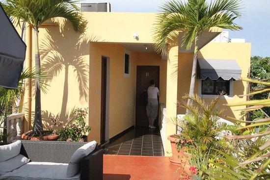 Casa Naemie : Chambre sur toit