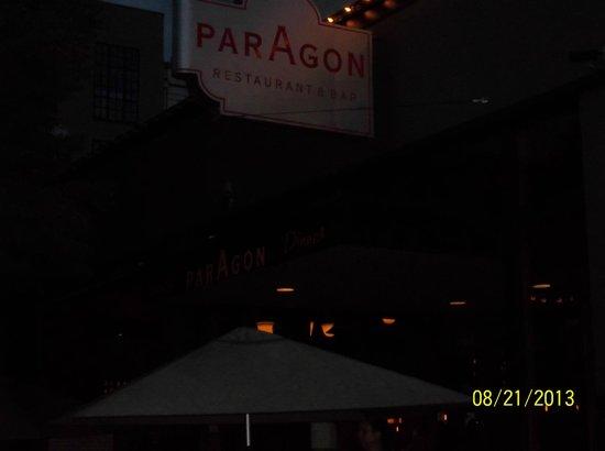 Paragon Portland: Nightime at the Paragon