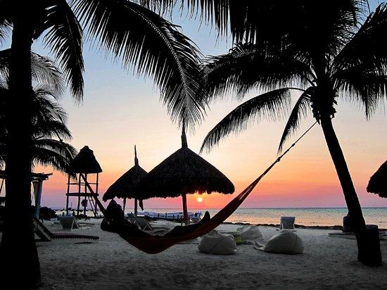 Holbox Hotel Casa las Tortugas - Petit Beach Hotel & Spa : Sunset
