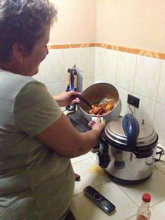 In Cucina Con Anna Luisa Picture Of Villa Jorge Y Ana Luisa Vinales Tripadvisor