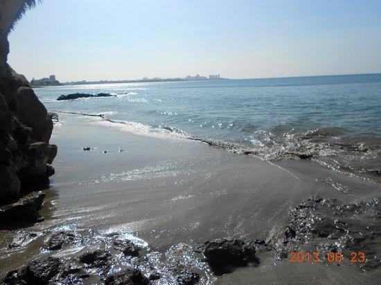 Hotel Boutique Playa Canela Salinas: La playa Canela