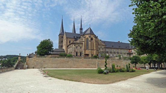 St. Michaelskirche: Achterkant