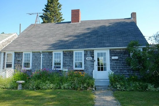 Micmac Farm Guesthouses and Gardner House: The Main Guesthouse -- gorgeous doesn't describe it!