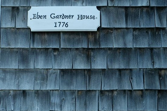 Micmac Farm Guesthouses and Gardner House: Entrance  1776