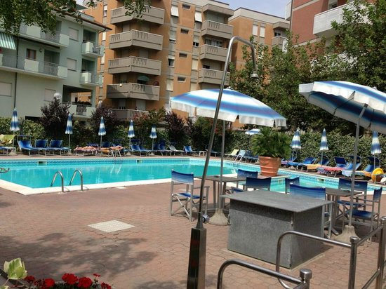 Hotel Colorado: piscina