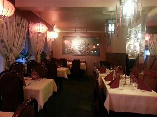 China restaurant: 宴会厅