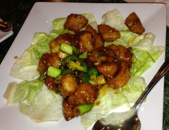 King Harbor Seafood Restaurant : House Special Scallop