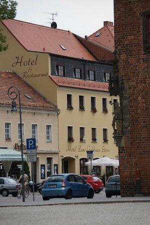 Zum Goldenen Stern: The hotel