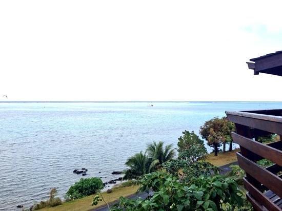 Fare D'Hote Tehuarupe Hotel: le matin...