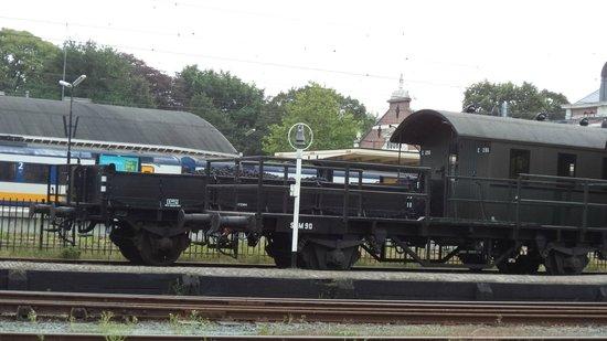 Museum Stoomtram Hoorn-Medemblik: Train Wagon