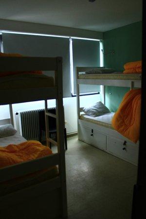 Hostel & Suites de Rio : quarto coletivo