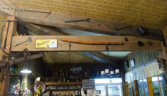 The Wander Inn: plenty to look at