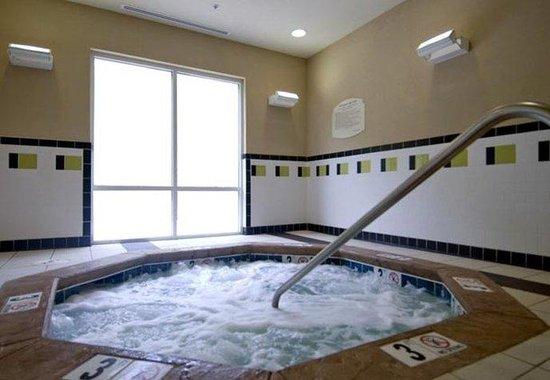 Indoor Whirlpool Picture Of Fairfield Inn Amp Suites