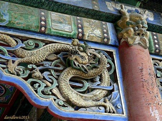 Choijin Lama Temple Museum: Architecture Detail