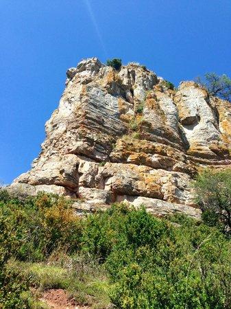 Rock of Solutré: La Roche de Solutré