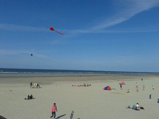 WestCord Hotel Noordsee: Der Strand von Nes