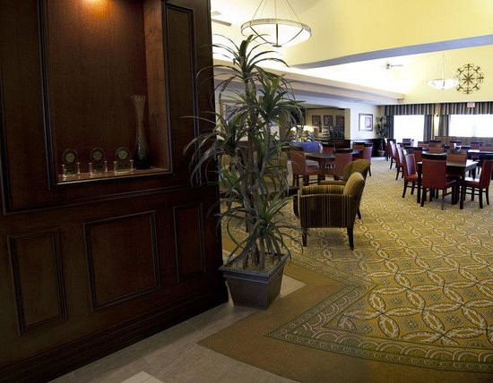 Homewood Suites Sudbury Ontario: The Lodge