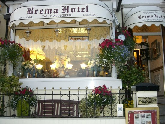 Brema Hotel: Front of House