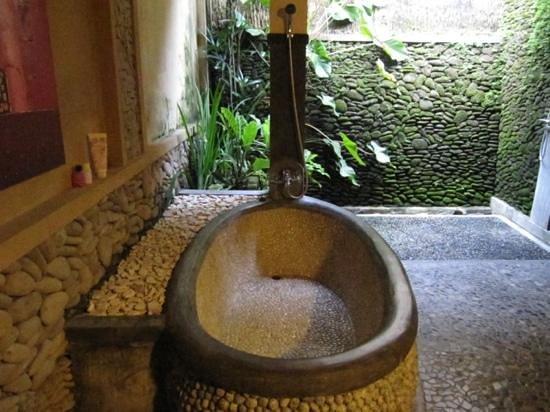 Nefatari Exclusive Villas: bathroom