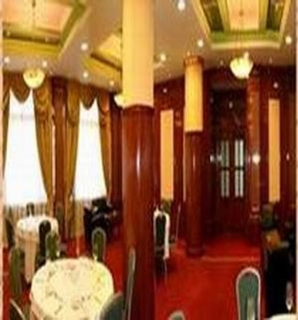 Casino Flamingo Hotel: Restaurant