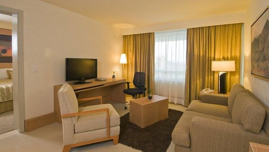 Staybridge Suites Guadalajara Expo: Suite 1 Bedroom
