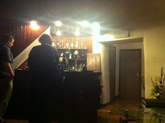 The Spice Mill: spice mill lounge/bar