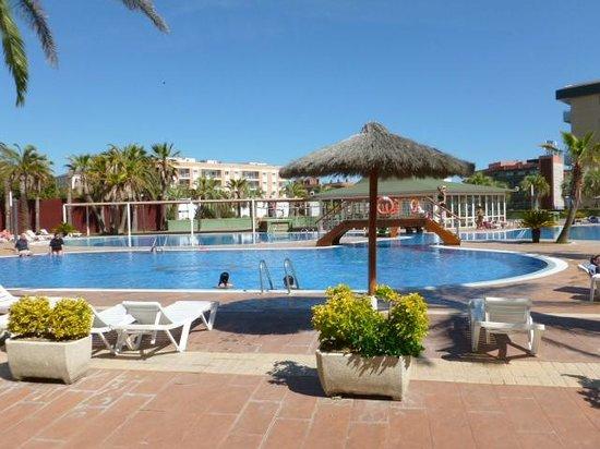 Aparthotel Costa Encantada : piscine