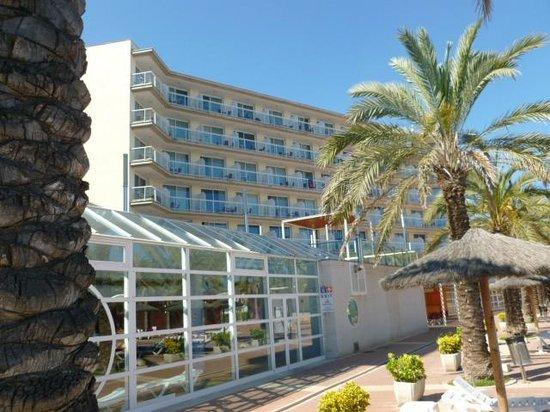 Aparthotel Costa Encantada : exterieur
