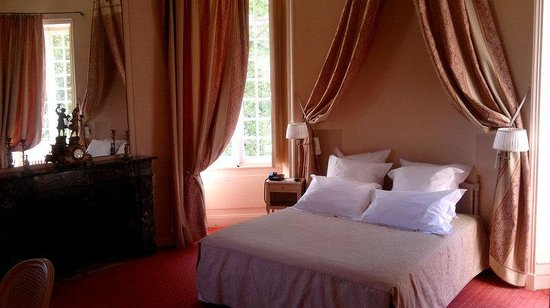 Château Golf des Sept Tours : Guest room