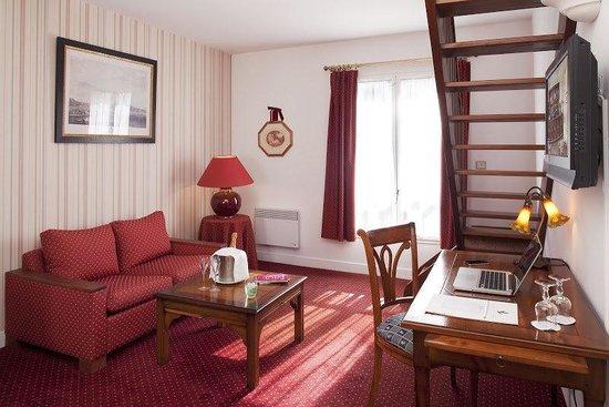 Domaine et Golf Vaugouard : Dependances Room Duplex