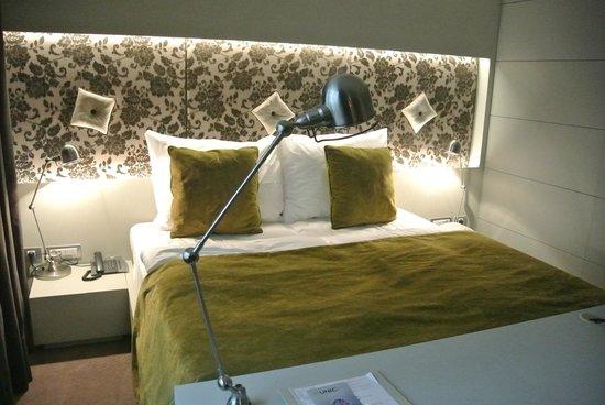 Hotel UNIC Prague: Habitación 118