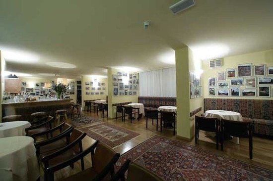 Hotel Greif Lignano: Bar