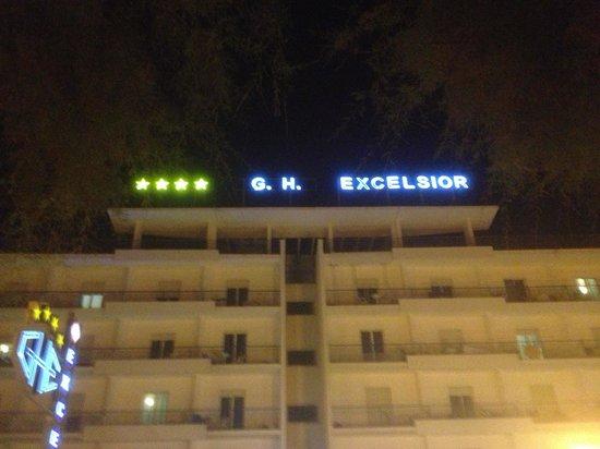 Grand Hotel Excelsior: Alla fine siamo stati bene in questo hotel