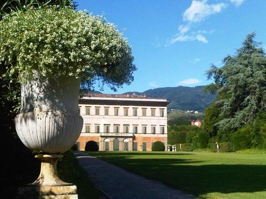 Parco Villa Reale : Villa Reale