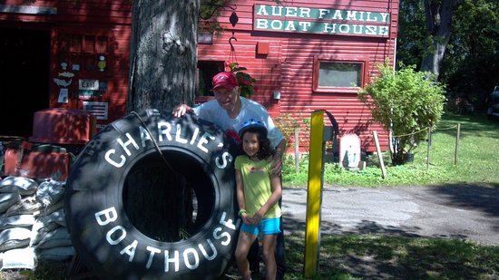 Auer Family Boathouse